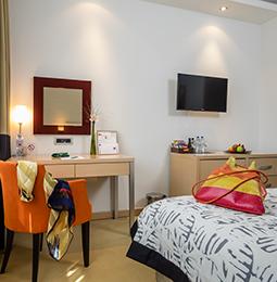 Standardna jednokrevetna soba