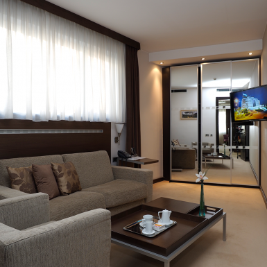 Deluxe apartman