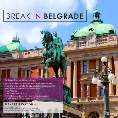 Break IN Belgrade