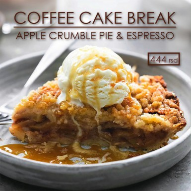Coffee Cake Break